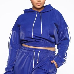 Fashion Nova Tennis Glam Set Size 2x